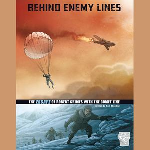 Behind Enemy Lines - Audiobook