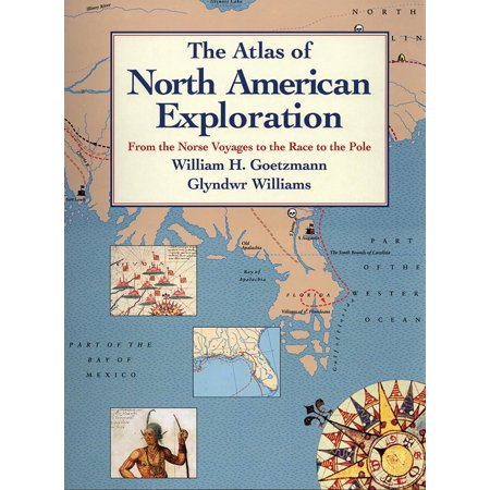 Oklahoma Atlas (The Atlas of North American Exploration : From the Norse Voyages to the Race to the Pole)