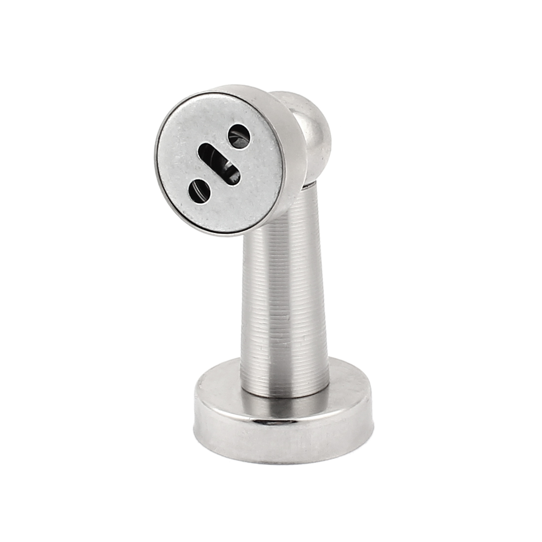 Round Strike Base Magnetic Catch Door Stop Stopper Doorstop Holder Keeper 75mm - image 1 of 4