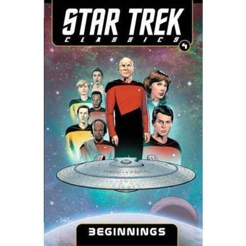Star Trek Classics 4: Beginnings