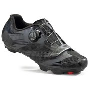 Northwave, Scorpius 2 Plus, MTB shoes, Black/Charcoal, 43