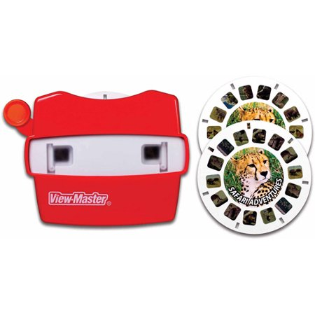 Viewer Kit (View-Master Viewer, Safari Adventures)