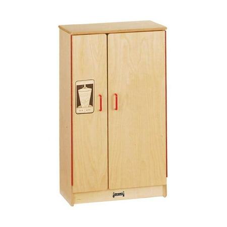 Jonti Craft Kid's Play Refrigerator w Double Doors