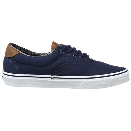 70f6699395 Vans - Vans Unisex Era 59 Skate Shoes (8 US Women 9.5 US Men) - Walmart.com