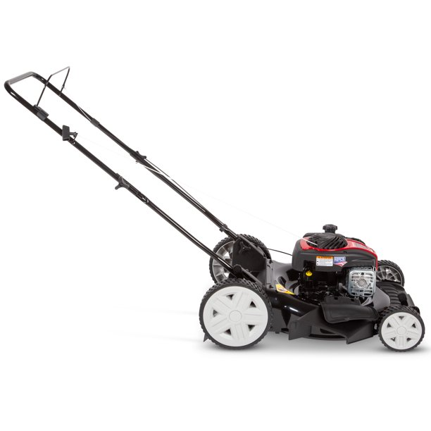 Murray 21 2 In 1 High Wheel Push Mower