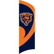 The Party Animal TTCH Bears Tall Team Flag with Pole