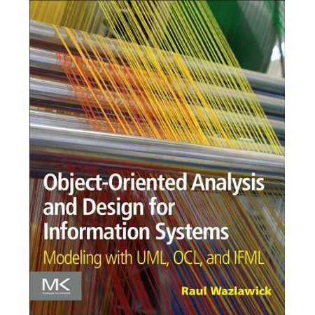 Object-Oriented Analysis and Design for Information Systems : Modeling with Uml, Ocl, and