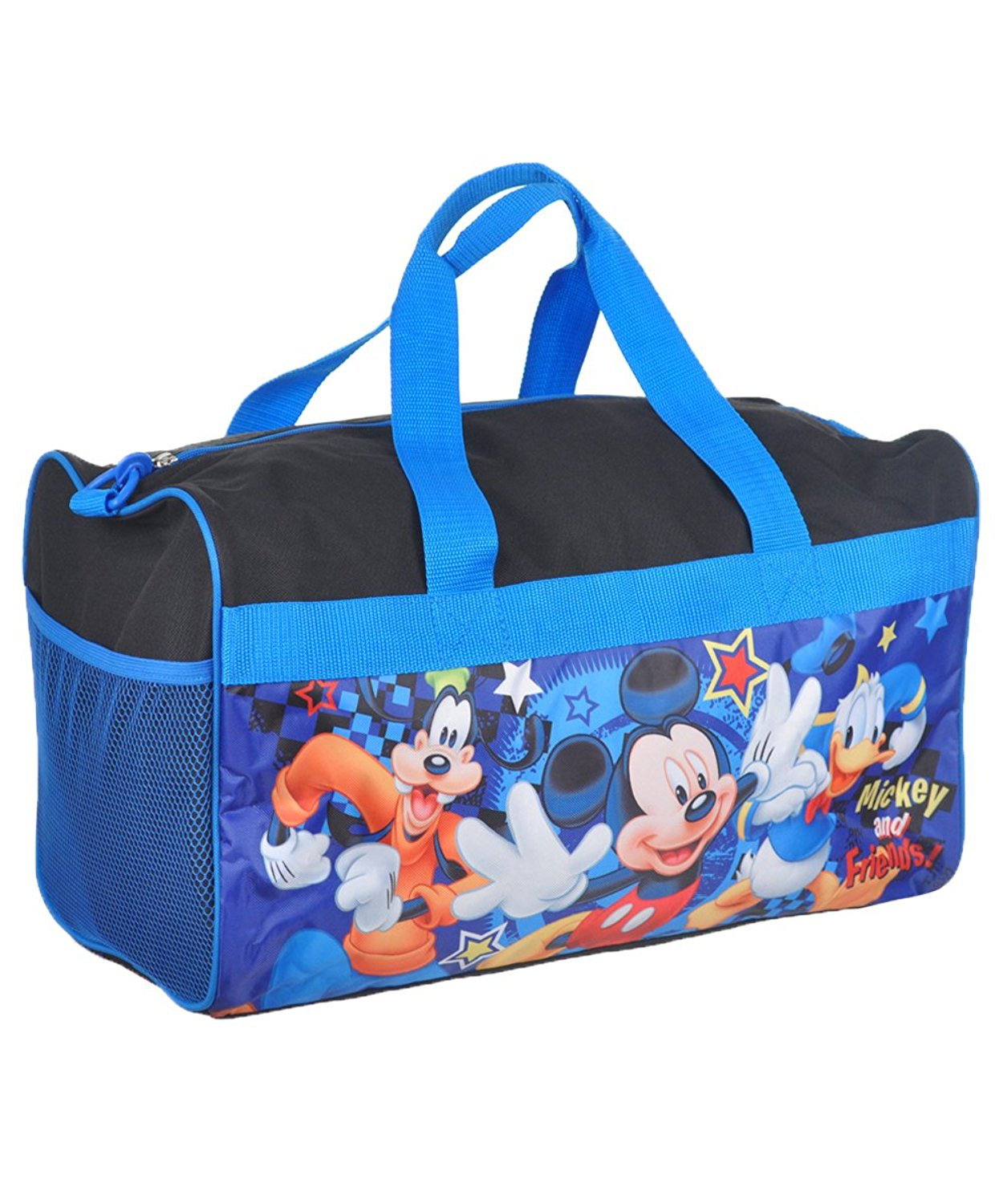"Disney Mickey Mouse ""Mickey & Pals"" Duffle Bag by Disney"