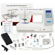 Best Janome Embroidery Machines - Janome Memory Craft Horizon 8200QCP Special Edition Sewing Review