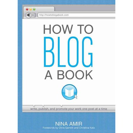 How To Blog A Book  Write  Publish  And Promote Your Work One Post At A Time