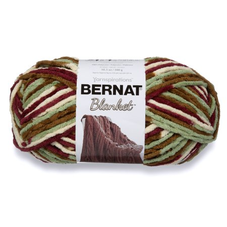 Bernat Blanket Big Ball Yarn (Alpaca With A Twist Baby Twist Yarn)