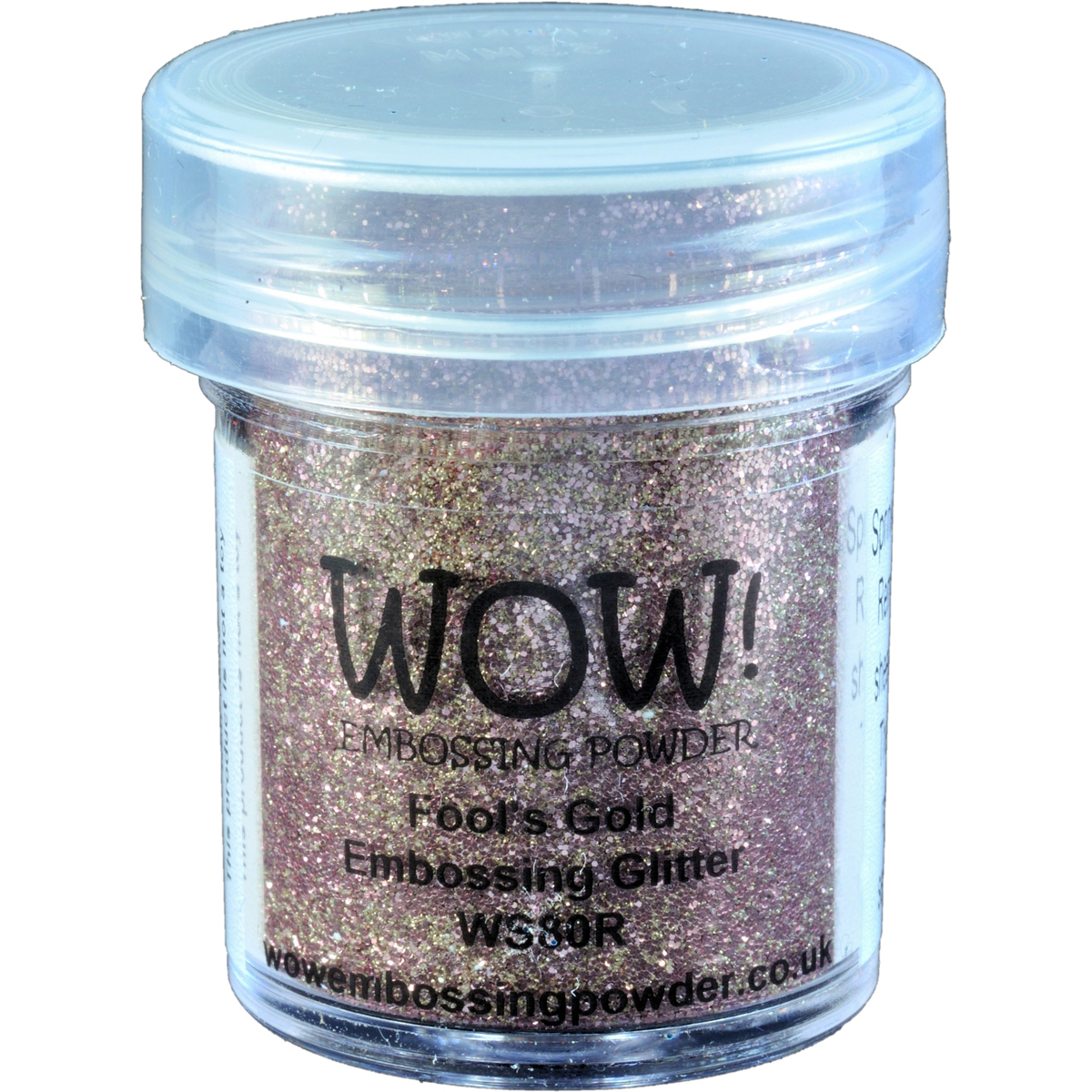 WOW! Embossing Powder 15ml-Fool's Gold