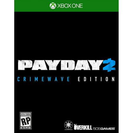 Payday 2 Crimewave (xbox One) (Payday 2 Halloween Heist)
