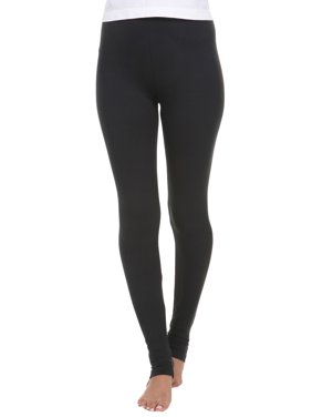 a39cc2471683f Product Image Women's Solid Color Leggings. Product Variants Selector. Black