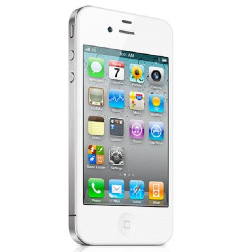 Apple iPhone 4 8GB (White) - AT&T Brand new Factory Sealed