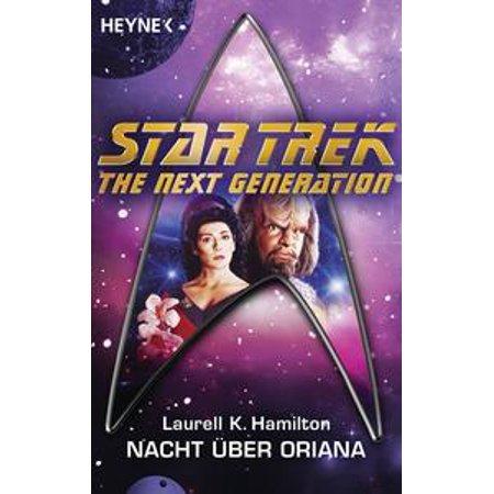 (Star Trek - The Next Generation: Nacht über Oriana - eBook)