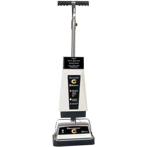 Koblenz Cleaning Machine Floor Shampooer/Polisher, Chromed/Black, 00-2079-2