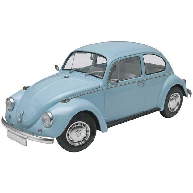 Revell '68 Volkswagen Beetle Plastic Model Kit, Multi-Colored by Generic
