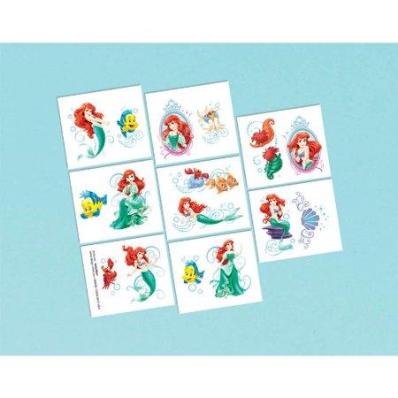 The Little Mermaid Tattoos 16ct