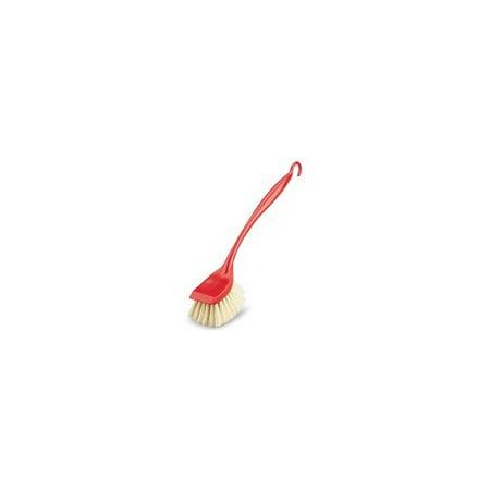 libman long handle tampico scrub brush. Black Bedroom Furniture Sets. Home Design Ideas