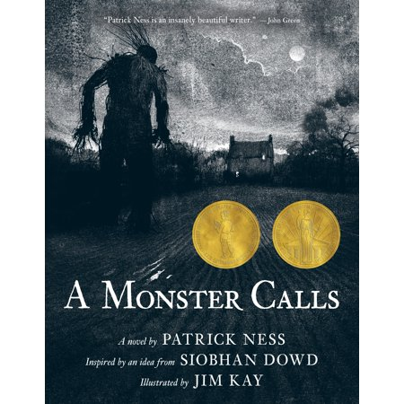 A Monster Calls : Inspired by an idea from Siobhan Dowd