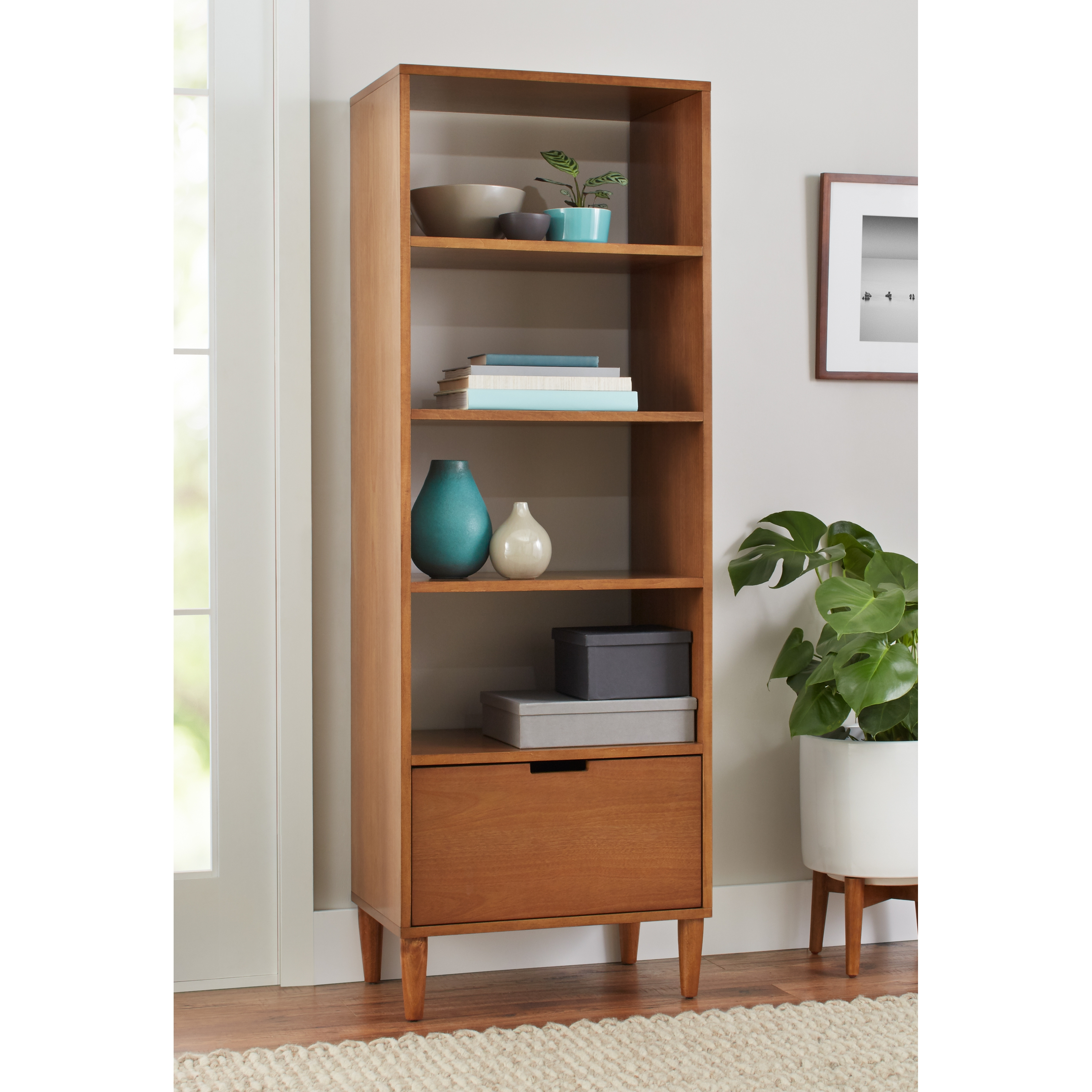 Better Homes & Gardens Flynn Bookcase