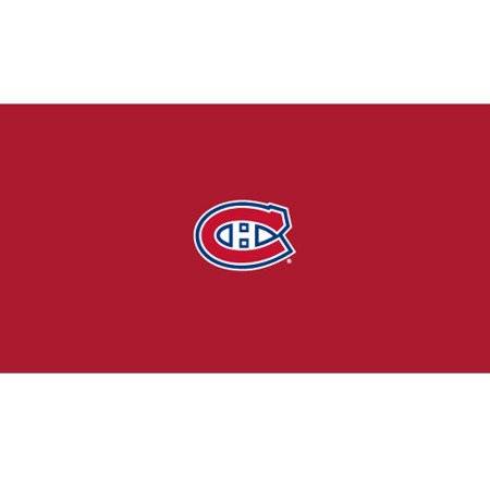 Imperial NHL Montreal Canadiens Billiard Cloth 8' by