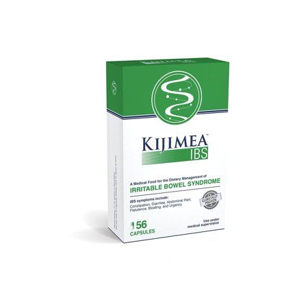 - Kijimea™ IBS, Medical Food for the Dietary Management of Irritable Bowel Syndrome 56 capsules