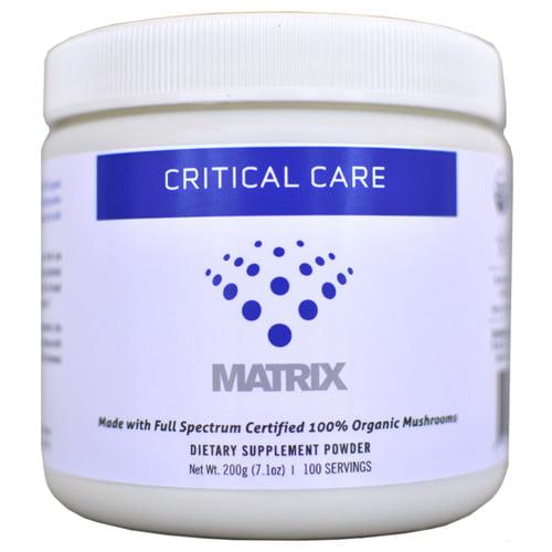 Mushroom Matrix Critical Care Matrix - Organic - 7.14 oz