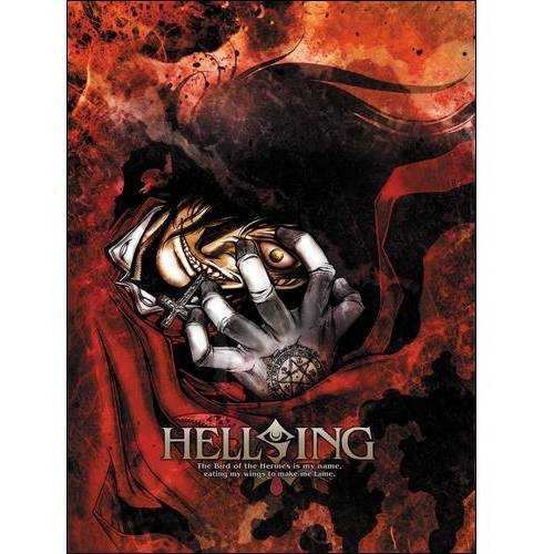 Hellsing Ultimate: Volumes 1-4 (Japanese) (Blu-ray + DVD)