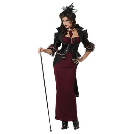 Adult Lady of the Manor Costume California Costumes 1198 (Halloween Manor)