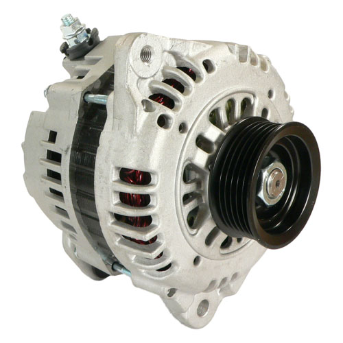 DB Electrical AHI0018 New Alternator for 3.0L 3.0 Nissan Maxima 95 96 97 98 99 1995 1996 1997 1998 1999, 3.0L 3.0 Infiniti I30 98 99 1998 1999 334-2041 111381 LR1110-705 LR1110-705B LR1110-709B 13639