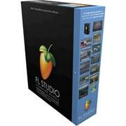 FL Studio 20 Signature Edition Audio Software Download Card for Windows