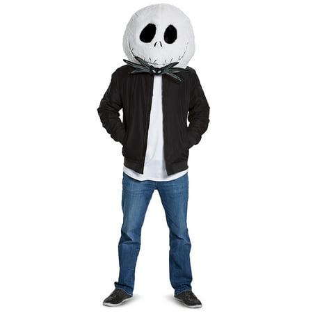 Nightmare Before Christmas Jack Skellington Maskimal - Halloween Costume Nightmare Before Christmas