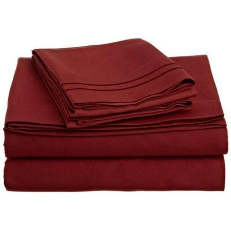 Series Deer - Clara Clark 1500 Series Premier Deep Pocket Bed Sheet Set