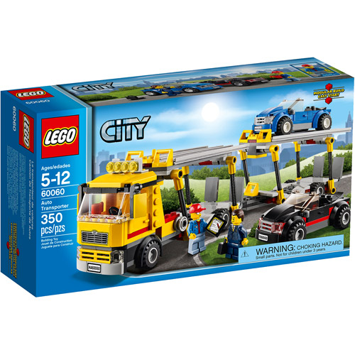 LEGO City Great Vehicles Auto Transporter Building Set
