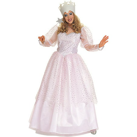 Glinda Adult Halloween Costume](Glinda The Good Costume)