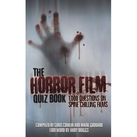 The Horror Film Quiz Book (Paperback) (Halloween Horror Film Quiz)