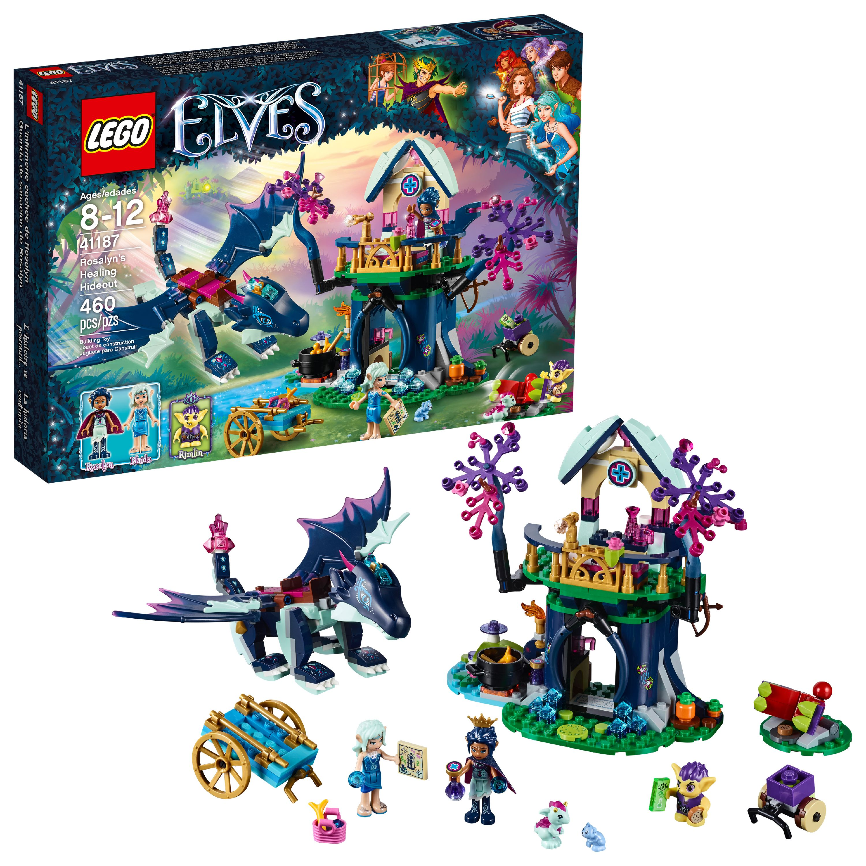LEGO Elves Rosalyn's Healing Hideout 41187 (460 Pieces)