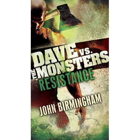 Resistance: Dave vs. the Monsters - eBook