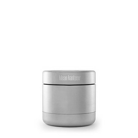 (Price/EACH)Klean Kanteen K8VCANISF-BS Vacuum Insulated Food Canister 8Oz, Stainless Steel