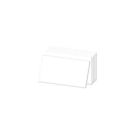 5 x 8 index cards walmart