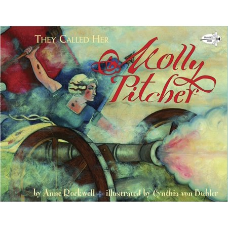They Called Her Molly Pitcher for $<!---->