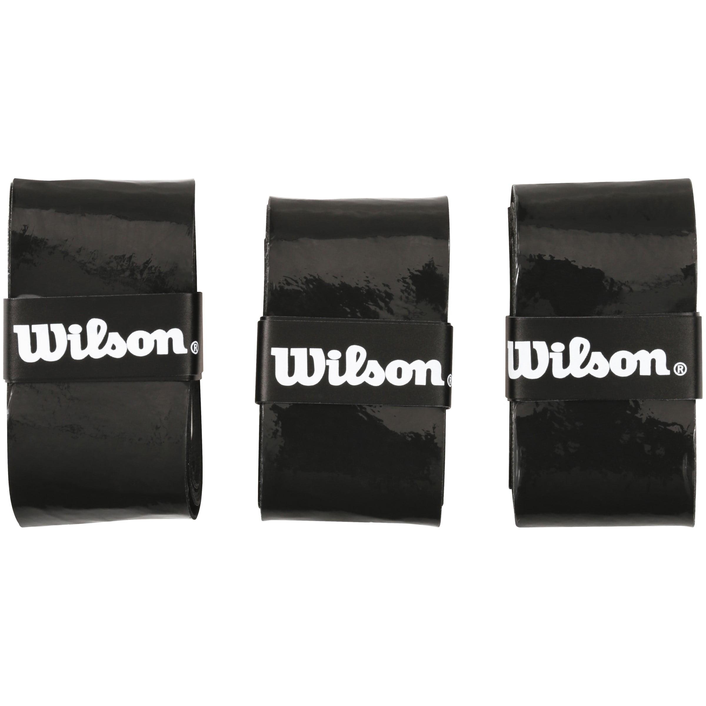 546555a2f Wilson Ultra Wrap Comfort Overgrip (3-Pack), Black - Walmart.com