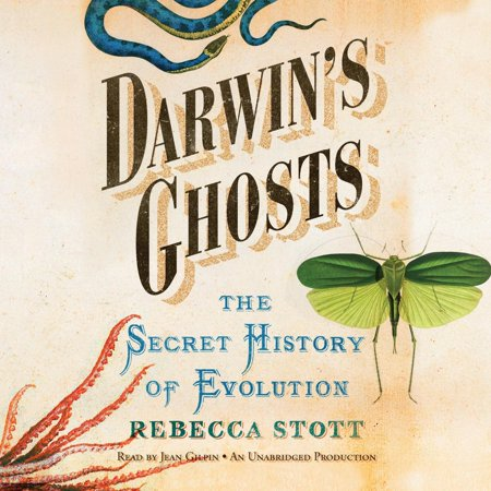 Darwin's Ghosts - Audiobook -