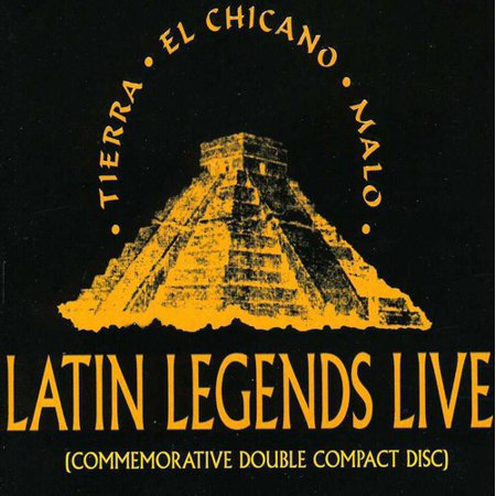 Es Halloween Malo (Tierra Chicano Malo: Latin Legends Live / Various)