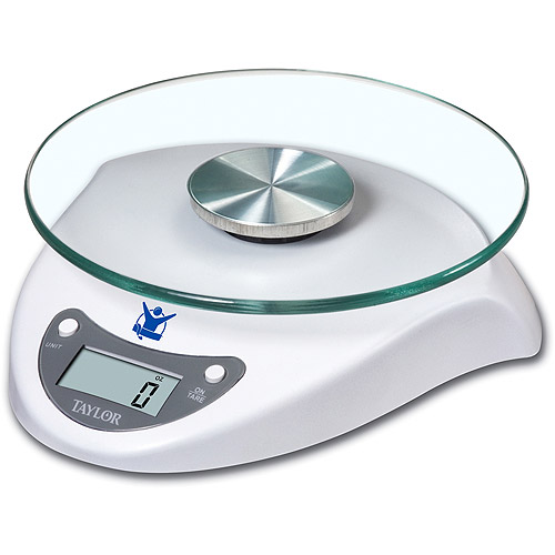 The Biggest Loser Digital Food Scale, 6.6 lb. Capacity