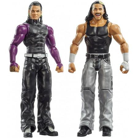 WWE Jeff Hardy & Matt Hardy - Womens Wwe Champion