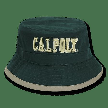 NCAA California State Polytechnic University, Pomona Freshmen College Bucket Caps Hats,S/M