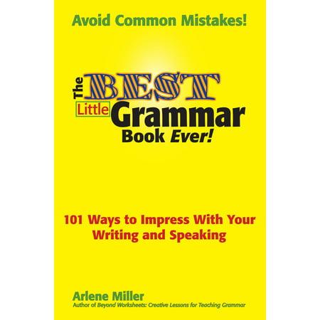 The Best Little Grammar Book Ever! - eBook (The Best Grammar Checker)